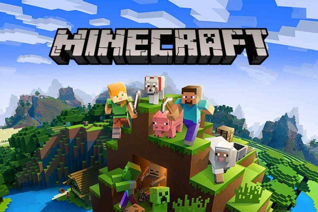 دانلود نسخه جدید بازی ماینکرافت - Minecraft 1.14.25.1