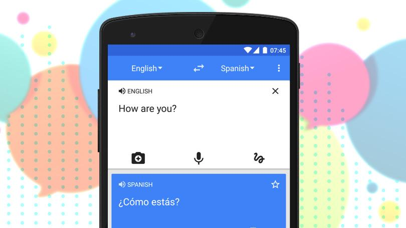دانلود مترجم گوگل Google Translate 6.11.0.06.325960053 برای اندروید و آیفون
