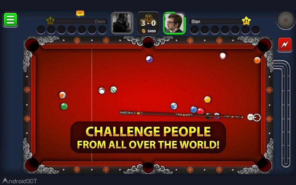 دانلود آپدیت جدید بیلیارد اندروید - Eight Ball Pool 4.8.5
