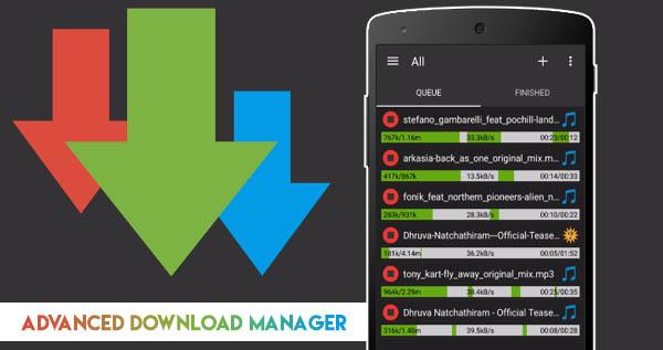 دانلود آپدیت جدید برنامه مدیریت دانلود ADM Pro 8.5 برای اندروید