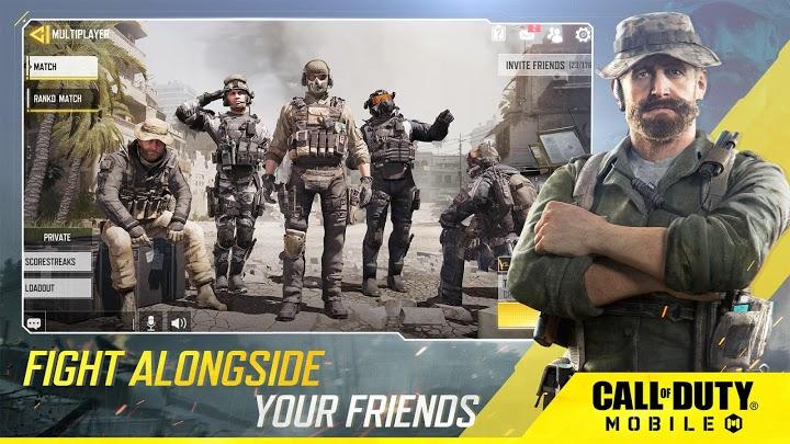 دانلود آپدیت کال اف دیوتی موبایل Call of Duty Mobile 1.0.15 اندروید