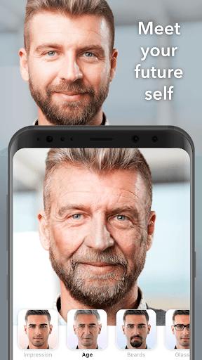 دانلود برنامه تغییر چهره فیس اپ FaceApp Pro 3.7.0.1