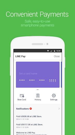 دانلود آپدیت جدید لاین اندروید LINE 10.18.2 پیام و تماس رایگان