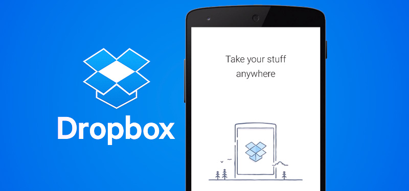 دانلود دراپ باکس اندروید آپدیت جدید Dropbox 230.2.2