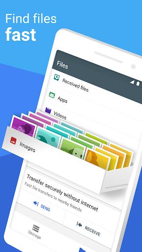 دانلود فایل منیجر گوگل نسخه جدید Files by Google 1.0.284012288 برای اندروید