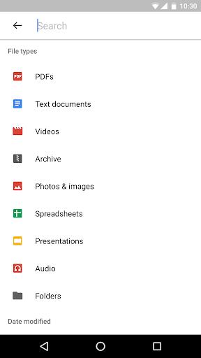 دانلود آپدیت گوگل درایو اندروید Google Drive 2.20.421.05