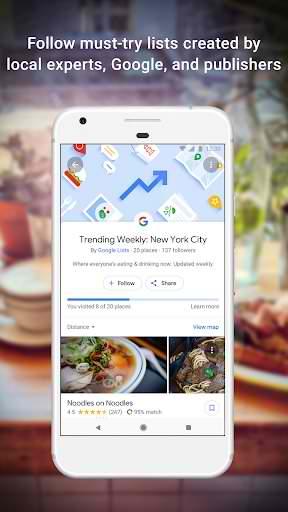 دانلود نسخه جدید گوگل مپ اندروید Google Maps 10.38.1