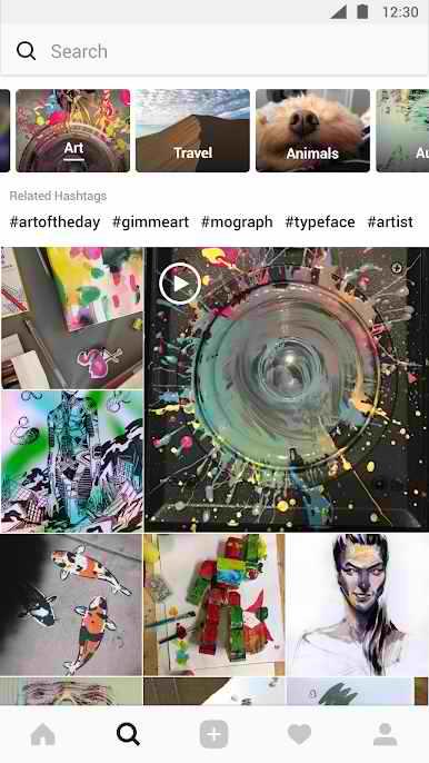 دانلود اینستاگرام اصلی 2021 جدید Instagram 178.0.0.0.68 اندروید