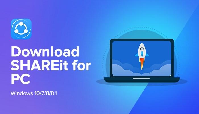 دانلود شیریت کامپیوتر SHAREit 4.0.6.177 (Win/Mac)