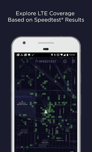 دانلود اپلیکیشن تست سرعت اینترنت برای اندروید و آیفون Speedtest by Ookla 4.4.30