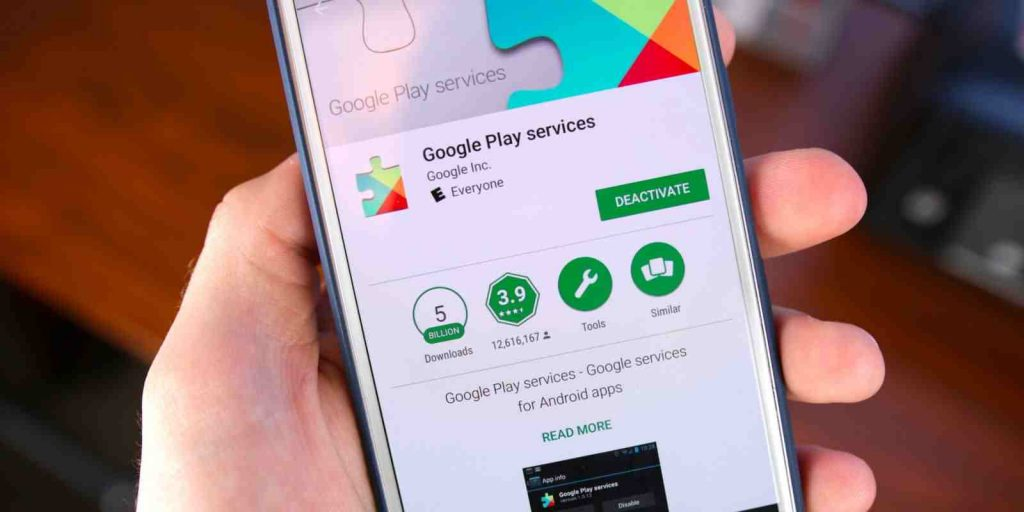 دانلود آپدیت گوگل پلی سرویس Google Play Services 20.24.14