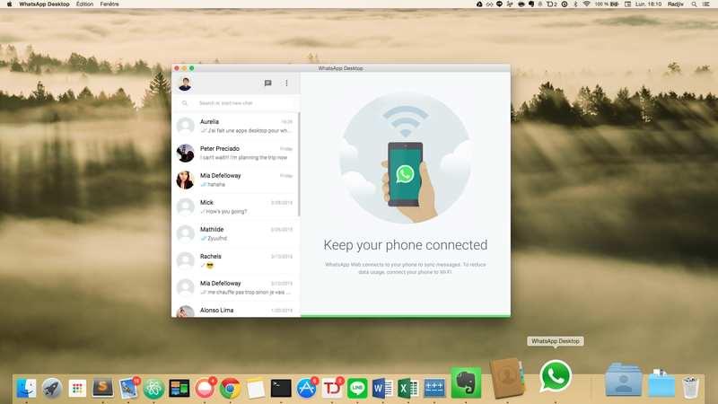 دانلود واتساپ کامپیوتر WhatsApp For PC 0.3.9308 (Win/Mac/Portable)