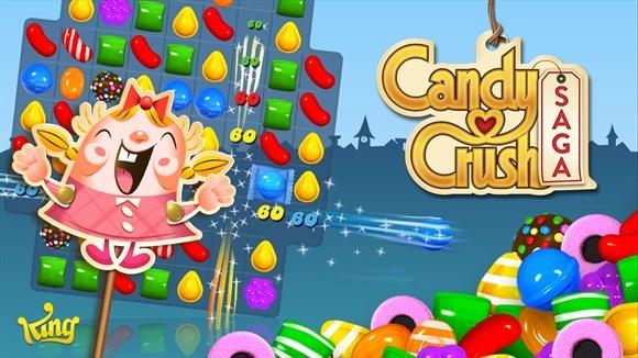 دانلود بازی کندی کراش Candy Crush Saga 1.194.0.2 برای اندروید و آیفون
