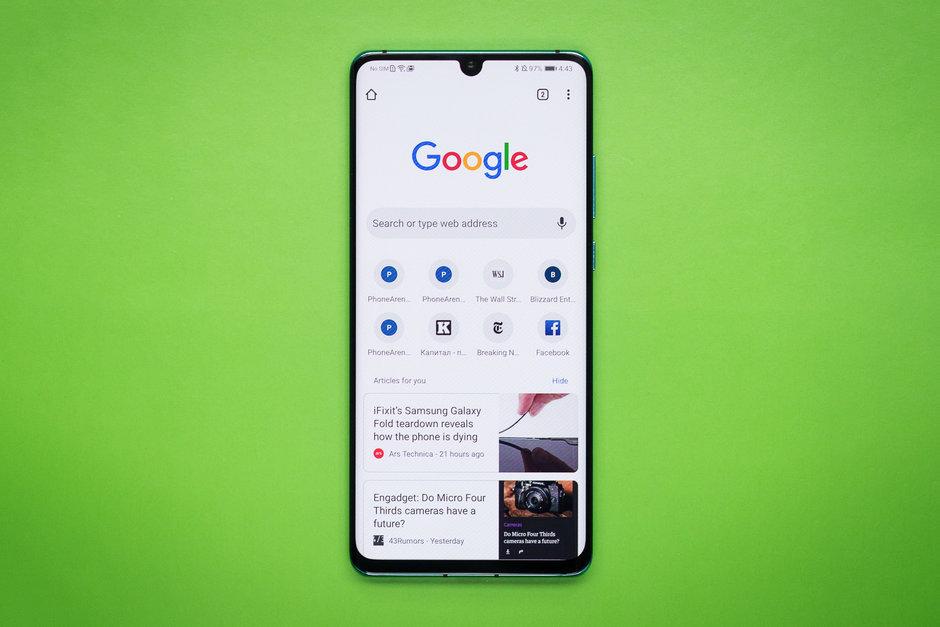 دانلود گوگل کروم برای اندروید و آیفون Google Chrome 88.0.4324.93