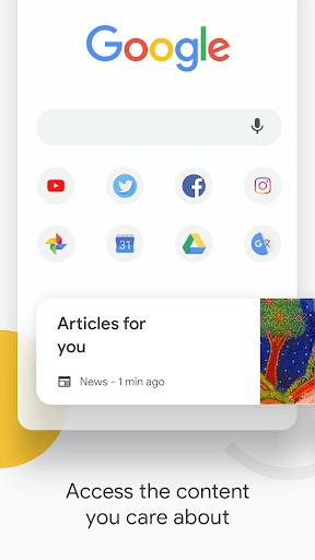 دانلود گوگل کروم برای اندروید و آیفون Google Chrome 89.0.4389.90