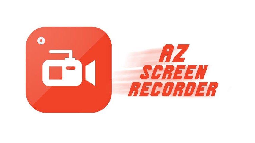دانلود برنامه فیلمبرداری از صفحه موبایل AZ Screen Recorder - 5.8.5 برای اندروید