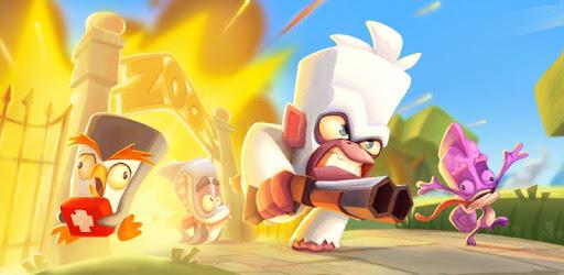 دانلود بازی زوبا Zooba: Free For All Battle Game 2.18.0  برای اندروید و آیفون