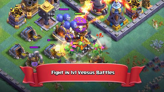 دانلود کلش اف کلنز جدید Clash of Clans 13.369.18 اندروید
