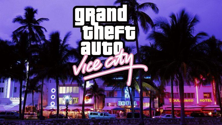 دانلود بازی جی تی ای وایس سیتی GTA: Vice City 1.09 برای اندروید