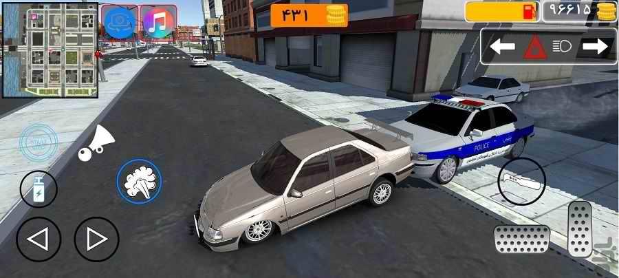 دانلود بازی کلاچ ماشین سواری اندروید Clutch 2.35