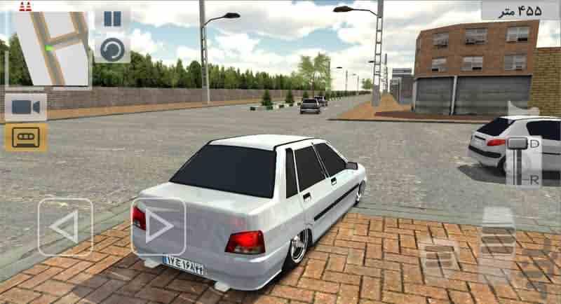 دانلود بازی پارکینگ 2 اندروید Pro Parking 2 v1.21.2