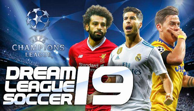 دانلود بازی لیگ رویایی dream league soccer 2019 6.13 برای اندروید