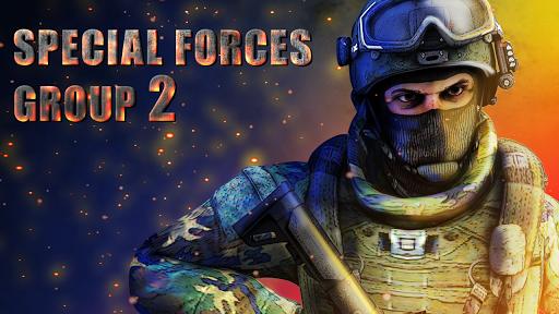 دانلود بازی گروه نیروهای ویژه Special Forces Group 2 v4.2 برای اندروید