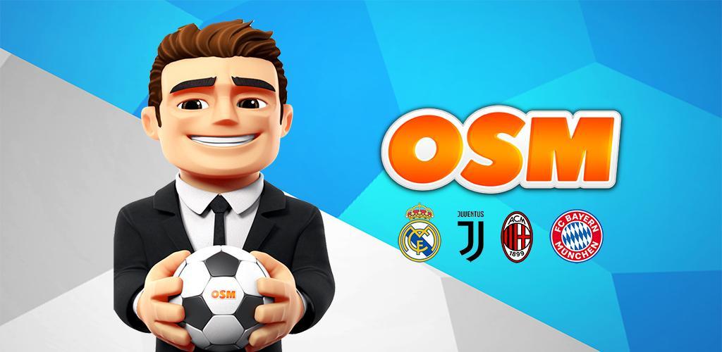 دانلود بازی مربیگری فوتبال Online Soccer Manager (OSM) 3.5.19.4 برای اندروید