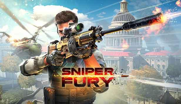 دانلود بازی خشم تک تیرانداز Sniper Fury v5.9.0g اندروید