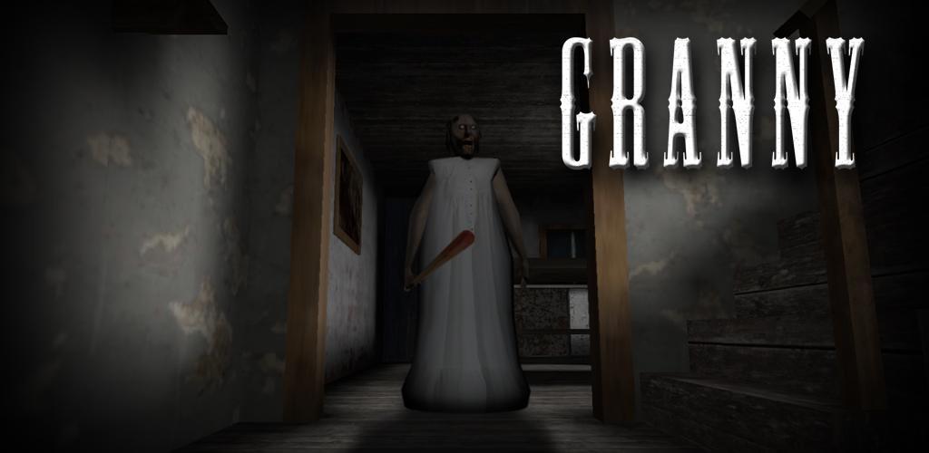 دانلود بازی ترسناک مادربزرگ Granny 1.7.3 برای اندروید +مود