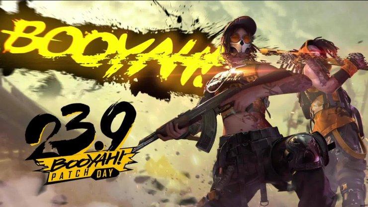 دانلود بازی Garena Free Fire: BOOYAH Day 1.54.1 آتش به اختیار برای اندروید