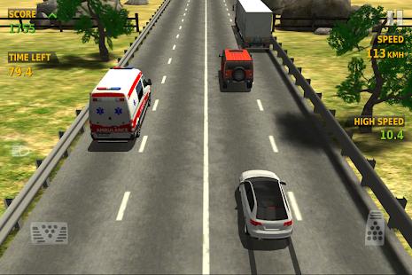 دانلود بازی ترافیک ریسر 3.3 Traffic Racer بازی ماشین سواری اندروید