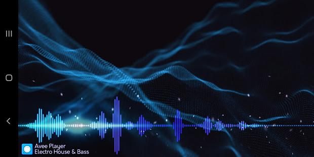 دانلود برنامه ساخت اکولایزر Avee Music Player (Pro) 1.2.101 اندروید