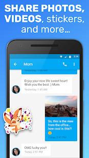 دانلود برنامه ساخت شماره مجازی رایگان Text Me 2021 برای اندروید
