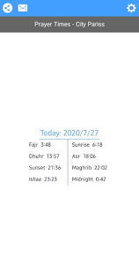 دانلود باد صبا برنامه تقویم فارسی 12.0.1 BadeSaba Calendar برای اندروید