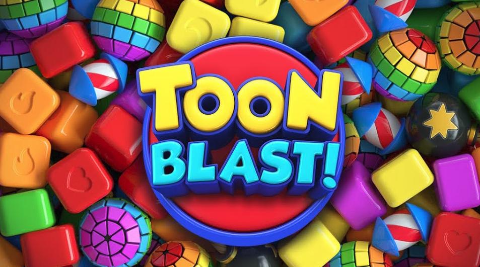 دانلود بازی انفجار مکعب ها 6741 Toon Blast اندروید