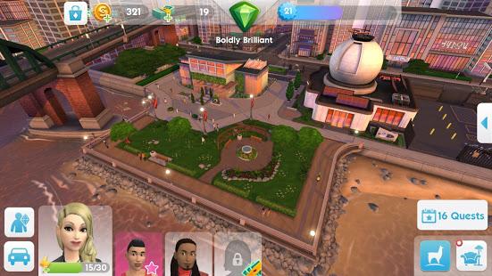 دانلود بازی سیمز 26.1.0.113397 The Sims برای اندروید