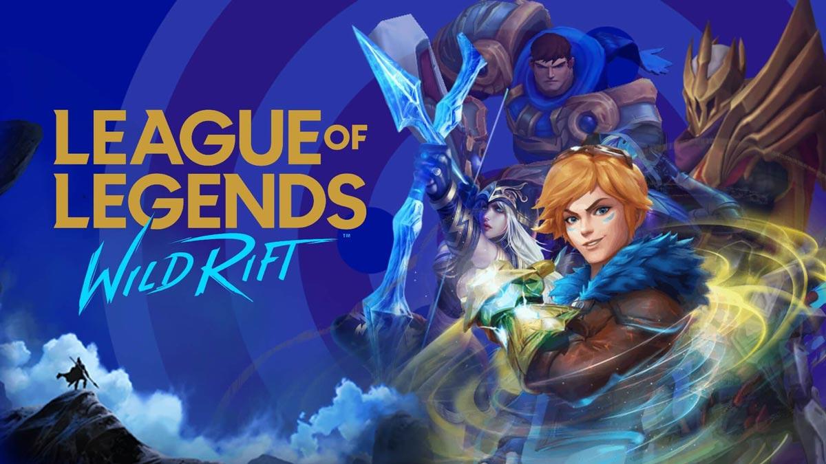 دانلود بازی لیگ آف لجندز 2.5.0.5046 League of Legends اندروید