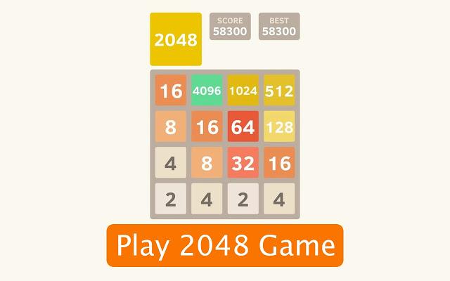 دانلود بازی 2048 نسخه جدید 2021 برای اندروید