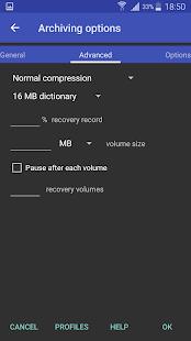 دانلود وین رار 6.10 RAR برنامه Winrar جدید اندروید