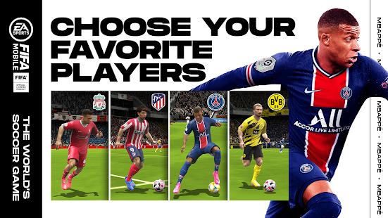 دانلود بازی فیفا موبایل FIFA Football 14.6.00 برای اندروید