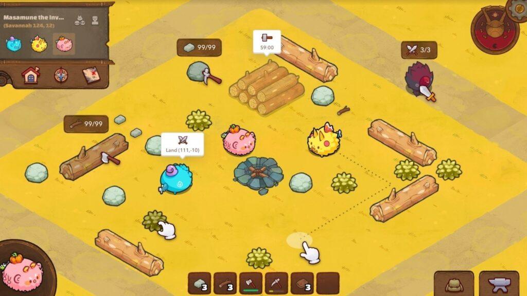 دانلود بازی اکسی اینفینیتی Axie Infinity برای اندروید