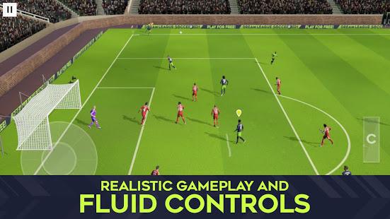 دانلود هک بازی دریم لیگ Dream League Soccer اندروید