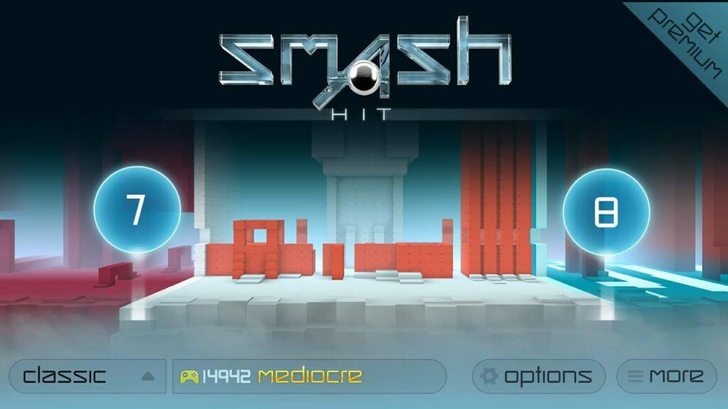 دانلود بازی اسمش هیت 1.4.3 Smash Hit اندروید