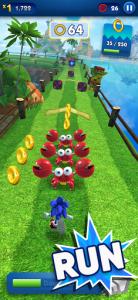 دانلود بازی سونیک دش 4.24.0 Sonic Dash اندروید [نسخه بی نهایت و مود]