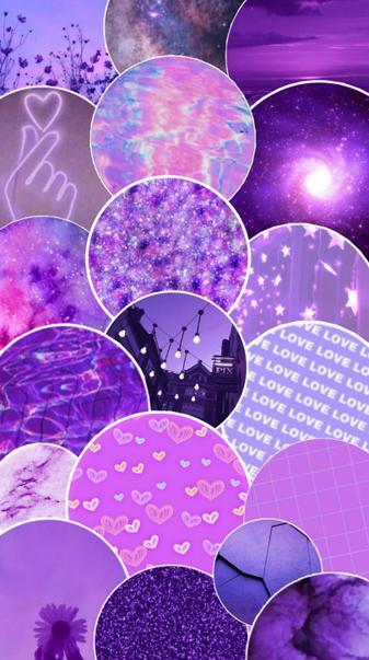 دانلود تصویر پس زمینه بنفش Purple Wallpaper برای گوشی